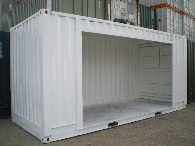 4M Roller Door