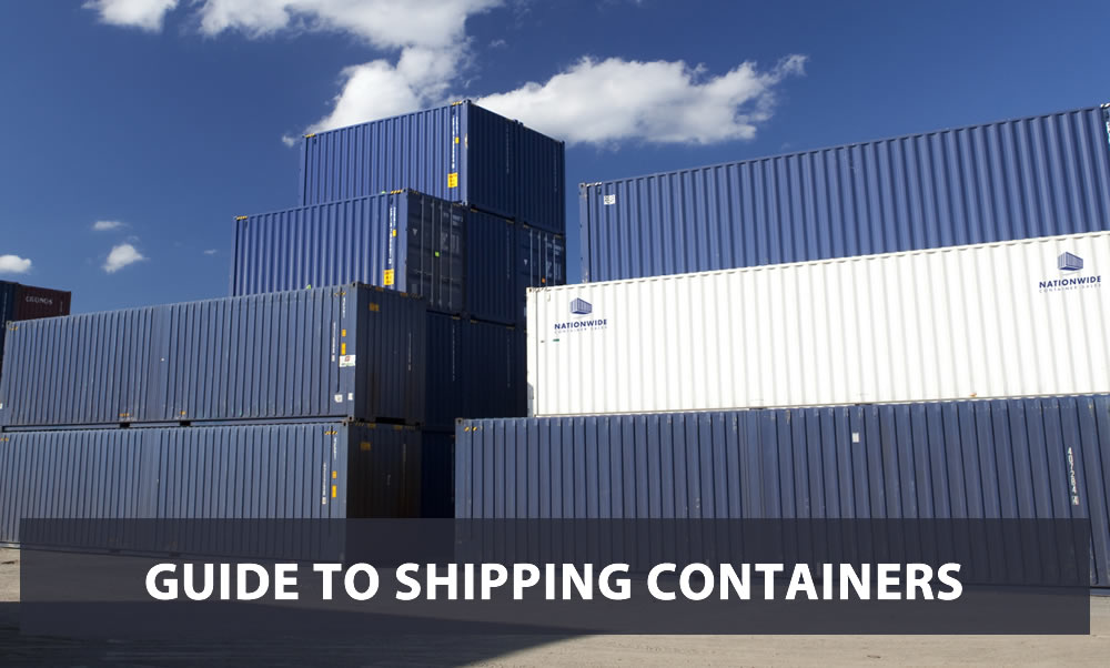 Guide To Shipping Containers